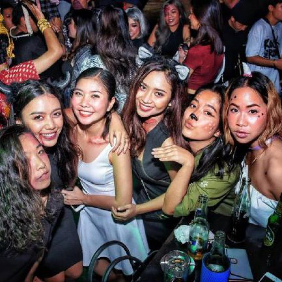 Party in Bangkok, Singlereise Thailand